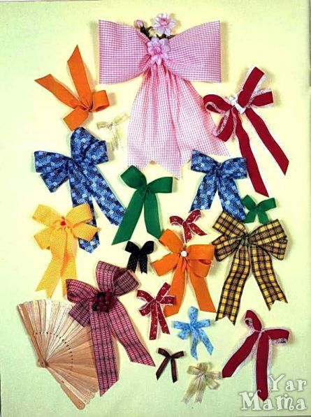 BOWS - STEP BY STEP - 14